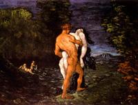 Похищение (Поль Сезанн, 1867 г.)