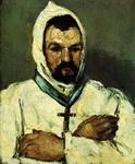 Портрет дяди Доминика в монашеском облачении.