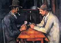 Два игрока в карты.