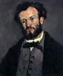Портрет Поля Сезанна Портрет Энтони Валабрека.