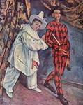 Картина Поля Сезанна Карнавал.