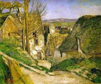 Дом повешенного в Овер-сюр-Уаз (П. Сезанн)