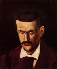 Автопортрет (Поль Сезанн, 1862-1864 г.)