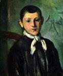 Поль Сезанн. Портрет. Портрет Луи Гийома.