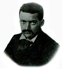 Поль Сезанн (фото, ок. 1861 г.)