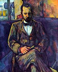 Портрет Амбруаза Воллара (Поль Сезанн, 1895 г.)
