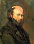 Портрет Поля Сезанна Автопортрет.