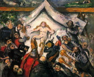 Картина Поля Сезанна Вечно женственное.