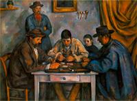Игроки в карты (Поль Сезанн, 1890-1892 г.)