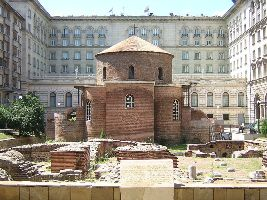 Ротонда храма Св. Георгия