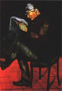 Луи-Огюст Сезанн (П. Сезанн, 1860–1863 г.)
